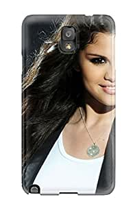 Best 7601787K21370814 Defender Case With Nice Appearance (selena Gomez 40) For Galaxy Note 3