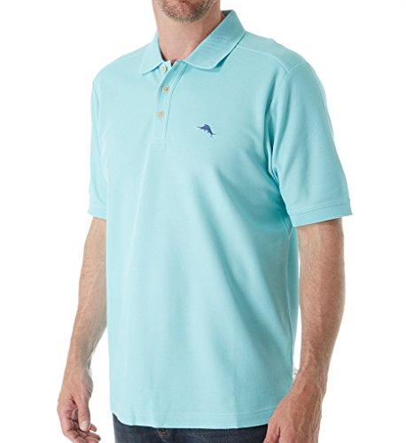 UPC 015404743446, Tommy Bahama T20856 Mens The Emfielder Polo, Lawn Chair - L