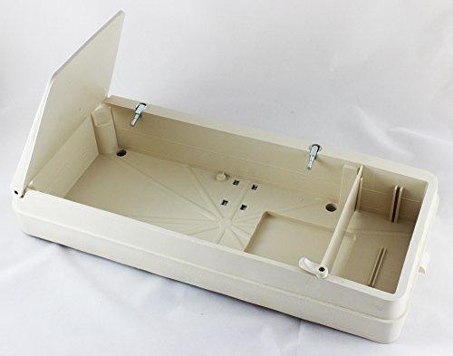 La Canilla ® - Maleta para Máquinas de Coser con Base Plana: Amazon.es: Hogar