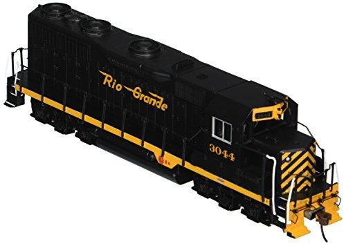 Bachmann Industries E-Z App Smart Phone Controlled Rio Grande #3044 GP35 Locomotive Train - Locomotive Train Phone