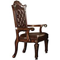 ACME Vendome Cherry Arm Chair