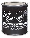 Martin & F. Weber Bob Ross 236-Ml Oil Paint, Black (R62-27)