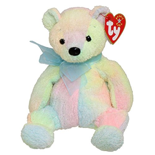 - Ty Beanie Babies Mellow the Pastel Colored Bear