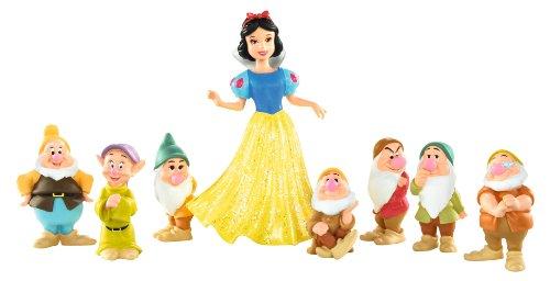 Disney Princess Snow White and The Seven Dwarfs Gift Set (Dwarfs Disney Seven)