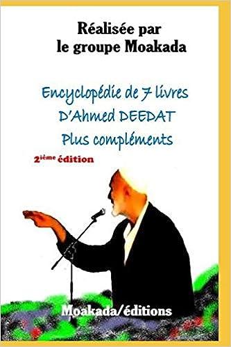 Encyclopedie De 7 Livres D Ahmed Deedat Plus Complements