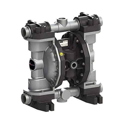 Wolflube Diaphragm Pump - Aluminum - 3/4'' - For Oil and Diesel - Free Flow Rate 29 gpm (Industries Spa Gpm)