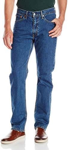 Levi's Men's 514 Straight Fit Stretch Jeans