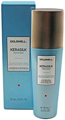 (Goldwell Kerasilk Repower Volume Plumping Cream 2.5 Ounces by Goldwell)