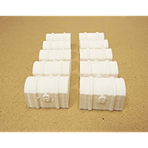 Chests-Terrain-Scenery-for-Tabletop-28mm-Miniatures-Wargame-3D-Printed-and-Paintable-EnderToys