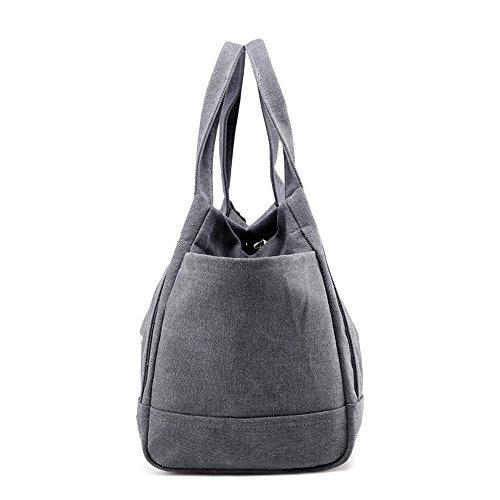 retro Aoligei tide Baotan Femme A de toile toile de sac gros sac épaule lettre en sac fq8nTUpf
