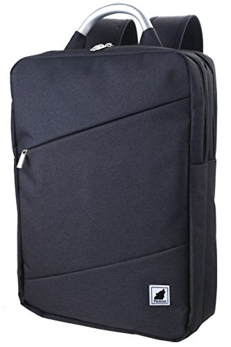 Laptop Backpack by Pardo | Carry on Professional Business & School Bag for Mac, PC, Large Tablets | Men & Women | Lightweight Travel companion | w/ Internal Protective Sleeve (15 Inch)