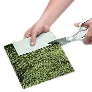 couper algue sushi
