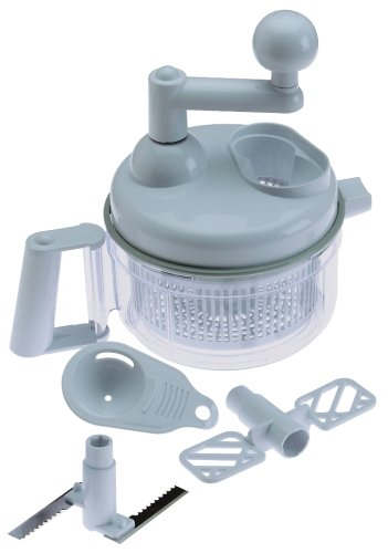 Prepworks by Progressive Food Prep Machine (Hand Crank Chopper compare prices)