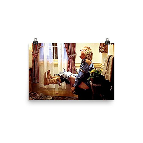 Dumb and Dumber Movie Poster-Harry Dunne Print-Funny Bathroom Comedy Home Art -