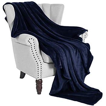 Amazon.com: Manta Pinzon para cama de terciopelo afelpada ...
