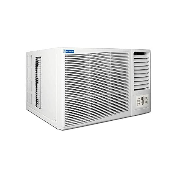 Blue Star 0.75 Ton 3 Star Rating Window AC (Copper, 2018 Model, 3WAE081YDF, White) 2021 July Windows AC: Economical & easy to install. 0.75 Ton: Suitable for 80 to 100 Sq Ft Energy Rating: 3 star: , Annual Energy Consumption (as per energy label):650.25units, ISEER Value: 2.97