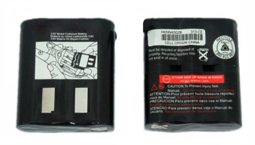650 Mah Replacement - Sundely 2 Replacement Battery Packs For Motorola Talkabout 2/Two Way Radios Walkie Talkie New