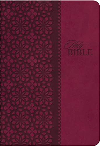 KJV Classic Personal Size Giant Print End-of-Verse Reference Bible