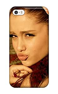 Iphone 5/5s Cover Case - Eco-friendly Packaging(ariana Grande)