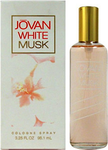 Jovan White Musk By Jovan For Women. Cologne Spray 3.25 Oz. by JOVAN