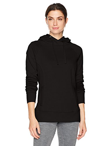 Charles River Apparel Women's Hometown Hoodie, Black, M