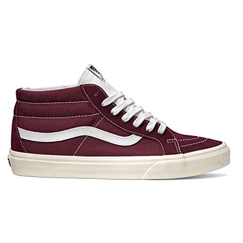 - Vans Unisex Retro Sport Sk8-MId Reissue Port Royale Sneaker - 9