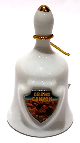 Grand Canyon Arizona State Collectible Mini Bell Lpco 2 1/8