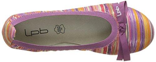 Les P'tites Bombes Ella - Bailarinas Mujer Púrpura (Purple)