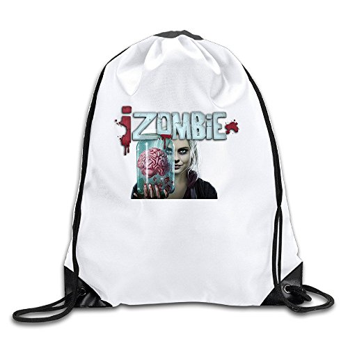 Price comparison product image IZombie Crime TV Series Handbags Drawstring Travel Sports Backpack Summer Bags
