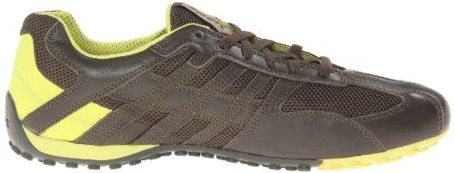 Geox U4207K-01443-C3009 - Zapatos de Cordones Hombre verde - verde