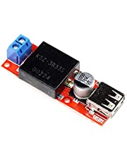5 V 3 A DC/DC-converter met USB-poort, 7-24 V ingangsspanning, KIS3R33S step-down module
