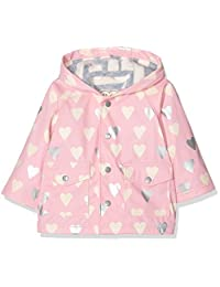 Hatley Girls' Classic Printed Raincoat