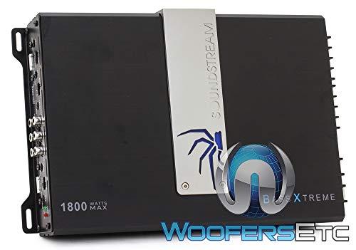 Soundstream BXA4-1800 4-Channel 1800W Max Amplifier