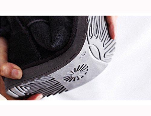 Chaussures de chaussons boots coton et neige Raquettes Hiver Bottes Bottes Femme en Gardez chauds les BHTxpWwqCn