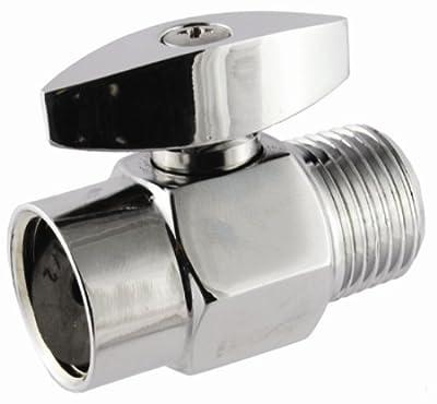 Universal Faucet Parts SA906CP Brass Flow Control Valve