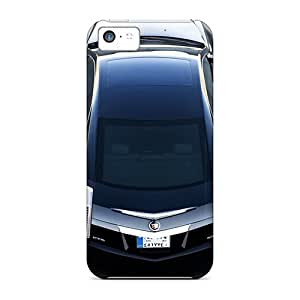 Jamesler Snap On Hard Case Cover Cadillac Cts Coupe Protector For Iphone 5c