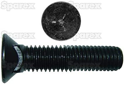 3 8-16.00 X 1 3 4 131961 Set of 460 Sparex Plow Bolt