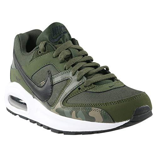 Orange Command 001 Mehrfarbig Flex Team Air Sneakers Herren Nike Max Sequoia Black BG q7PSTxtw