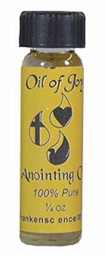 Anointing Oil-Frankincense & Myrrh-1/4oz (Pack of 6)