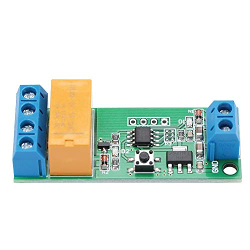 Motor Reverse Polarity Module DC 5/6/9/12V Time Adjustable Delay Relay 2A Drive Current Regulator Governor Switch
