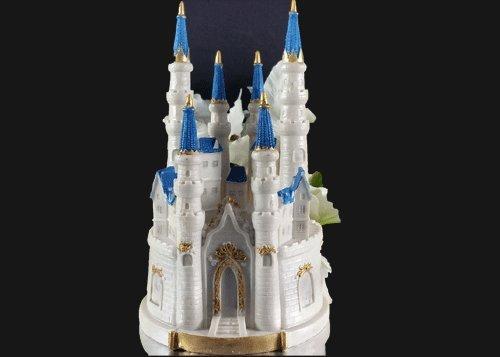 Cake Topper Castle (Castle Cake Topper)