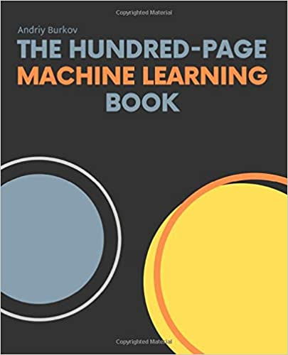 the 100 page machine learning book pdf
