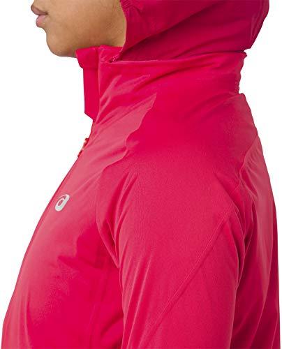 Course Pied 2018 Asics Jacket Rouge Veste System Samba Femme À gZ1wHEIx