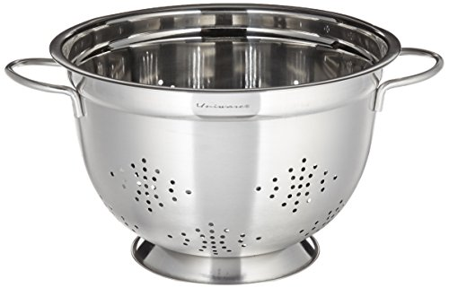 (3 qt, 5 qt or 8 qt Stainless Steel Pasta Strainer Deep Colander )