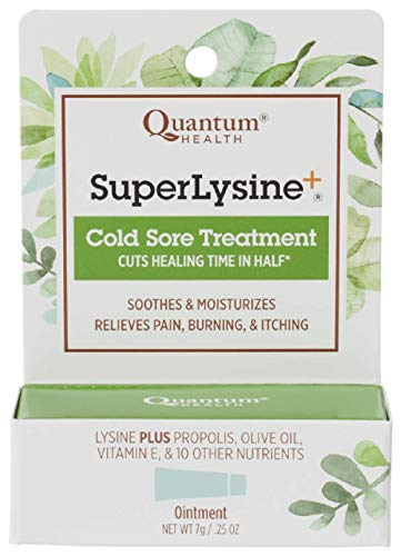 Quantum Health, Lysine Cream, 0.25 Ounce
