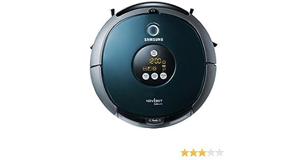 Samsung Navibot Silencio - Robot aspirador, 60 dB, color azul: Amazon.es: Hogar