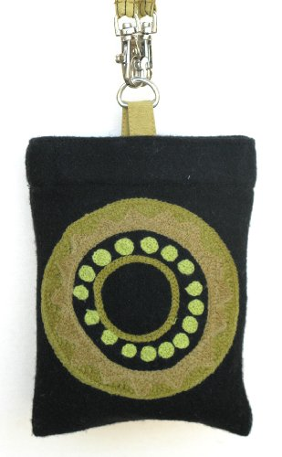 Embroidered Circular Suzani Felt