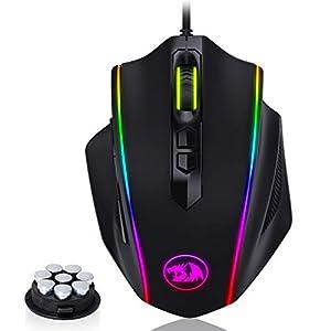 Best Redragon M720 Vampire Rgb Gaming Mouse