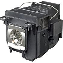 Electrified ELPLP71 / V13H010L71 Replacement Lamp with Housing for Epson Projectors