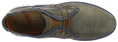 Bugatti Unisexe Lacets Chaussures Gris Taille 10,5 M Us